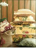 How to make decorator floor pillows