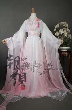 váy cổ trang Eye Makeup eye makeup look Kawaii Fashion, Lolita Fashion, Pretty Dresses, Beautiful Dresses, Mode Kimono, Mode Kawaii, Fantasy Gowns, Anime Dress, Japanese Outfits