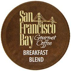 San Francisco Bay OneCup, Breakfast Blend, 80 Single Serve Coffees San Francisco Bay Coffee http://www.amazon.com/dp/B007TGDXMU/ref=cm_sw_r_pi_dp_PzhVub05ZVYK8