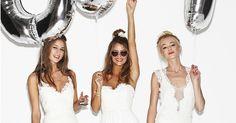 Wir stellen euch sieben – bezahlbahre! –Labels für Hochzeitskleider vor.