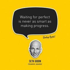 #SethGodin #WiseWords