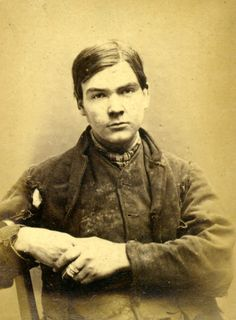Patrick O'Neill spent 18 months in Newcastle City Gaol after being caught and convicted of breaking in to houses. Age (on discharge): 19 Height: 5.2 Hair: Dark Brown Eyes: Grey Place of Birth: Newcastle Married or single: Single Occupation: Shoeblack These photographs are of convicted criminals in Newcastle between 1871 - 1873. Reference:TWAS: PR.NC/6/1/1221 (Copyright) We're happy for you to shar...