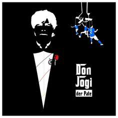 Don Jogi - Der Pate  #soccer #germany #jogilöw   (Via Zalando)