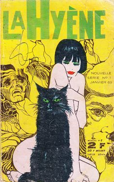 Guido Crepax: La hyène (1969)