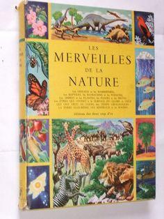 Les Merveilles De La Nature de Parker B M