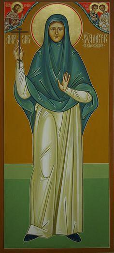 St Maria of Paris.