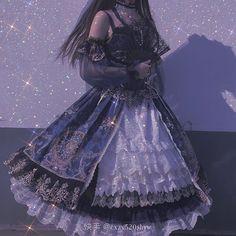 Sparkly Outfits, Pretty Outfits, Pretty Dresses, Beautiful Outfits, Cute Outfits, Kawaii Fashion, Lolita Fashion, Cute Fashion, Fashion Outfits
