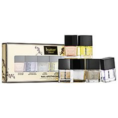 butter LONDON - Nail Apothecary 6 Piece Lacquer Set  #sephora
