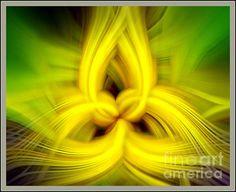 Yellow Trinity by Anna Sheradon