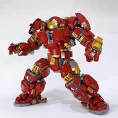 Hulkbuster mod that does it right!