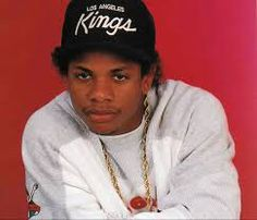 """Eric Lynn """"Eazy E"""" Wright,a true rap legend. Admired him forever and I will continue carrying his legacy. rest in peace Eric,you'll forever remain in our hearts babyboy❤️"""