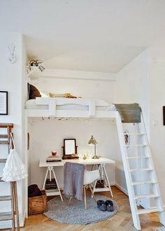 Minimalist Design Workspace at Home | Desain Ruang Kerja Minimalis di Rumah