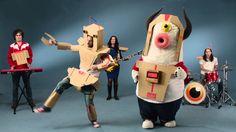 Chumi Chuma - Soy un robot (videolyric)