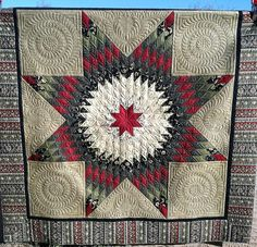Lone Star by Jessica's Quilting Studio, via Flickr