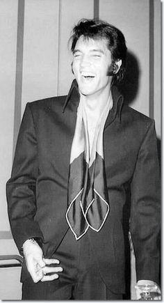 ELVIS 1969 - Las Vegas press conference