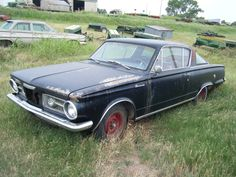 1964 Plymouth Barracuda Maintenance Restoration Of Old
