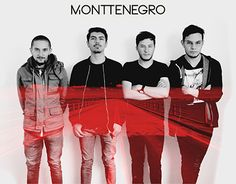 """Check out new work on my @Behance portfolio: """"MONTTENEGRO Band Press photos""""…"""