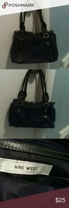 Nine West handbag Nice black purse Nine West Bags
