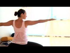 Prenatal Ashtanga Yoga Practice: Sonya Hanlon