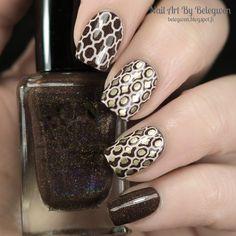 Nail Art By Belegwen: F.U.N Lacquer Cinnamon