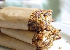 #granola #bar #snack #spring #summer #food #healthy #vegan
