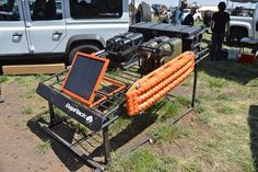 2014 Overland Expo: Cool Camp Gear and Off-Road Adventure Trucks… Jeep Jk, Jeep Truck, Truck Camping, Camping Gear, Outdoor Camping, Montero Sport, Overland Truck, Truck Mods, Bug Out Vehicle