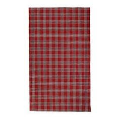 Find warm décor for the entire Winter season with IKEA's collection of Holiday textiles featuring everything from doormats to tablecloths in festive designs. Ikea Christmas, Plaid Christmas, Table Linens, Winter Holidays, Sewing, House, Ideas, Table Covers, Textiles