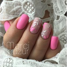 💗 Miss America 💗 Mineral Base Blush 💗 wzory malowane Sugar Effect 💗 … 💗 Miss America 💗 Mineral Base Blush 💗 wzory malowane Sugar Effect 💗 Indigo Nails Lab. Gel Manicure Designs, Cute Acrylic Nail Designs, Cute Acrylic Nails, Nail Manicure, Cute Nails, Pretty Nails, Nail Art Designs, Glam Nails, Pink Nails