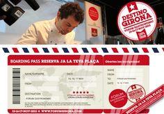 Fòrum Gastronòmic Girona 2015. Programa