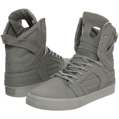Supra Skytop II (£105) ❤ liked on Polyvore featuring men's fashion, men's shoes, shoes, sneakers, sport, supra, mens leather shoes, mens sport shoes, mens sports shoes and supra mens shoes