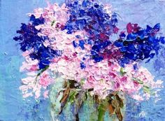 View Hyacinths in bloom by Alena Rumak. Browse more art for sale at great prices. New art added daily. Buy original art direct from international artists. Shop now Art Paintings For Sale, Modern Art Paintings, Art For Sale, Traditional Artwork, Floral Artwork, International Artist, Botanical Art, Online Art Gallery, New Art