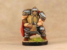 Painted Talisman miniature