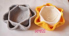 arszi: Húsvéti tojástartó kosár
