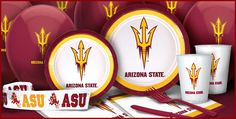 Arizona State Sun Devils Party Supplies - Party City