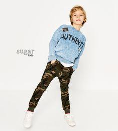 Marti from Sugar Kids for Zara.