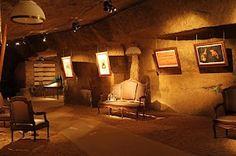 Voyage au Centre de la Bulle - Les caves Ackerman - Oenotourisme.