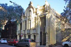 Fachada do Museu Julio de Castilhos