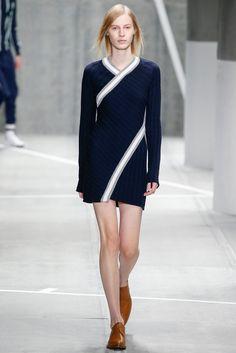 Lacoste Fall 2015 Ready-to-Wear Fashion Show - Julia Nobis