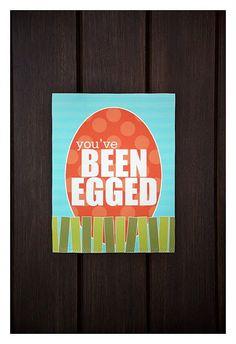 hide Easter eggs for neighbors