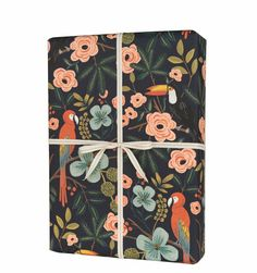 Paradise Gardens Wrapping Sheets