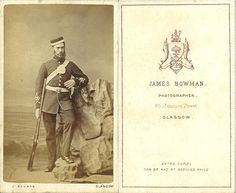 Unknown man in uniform of the Lanarkshire Engineer Volunteers, Glasgow Some Enchanted Evening, Royal Engineers, Viking Culture, Men In Uniform, Military Uniforms, Coat Of Arms, Military History, Volunteers, Glasgow