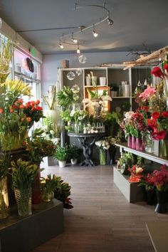shop floral decor