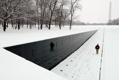 The Diverse Architecture of Washington, DC: The Vietnam Veterans Wall