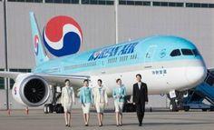 Korean Air reveals first Boeing Dreamliner 787-9