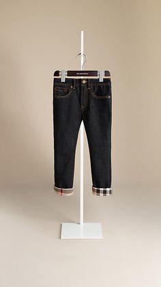 True indigo Casual Fit Jeans - Image 1boy
