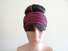 Hey, I found this really awesome Etsy listing at https://www.etsy.com/listing/155444298/striped-headbandstriped-head-wrap