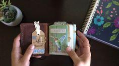 Travelers Notebook: Speckled Fawns Micro Kodiak