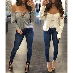 WEBSTA @ the_boutique_ - Krizia Sweater or Tori Sweater?  we'll take both