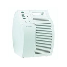 Honeywell Air Allergy HEPA Filter Quiet Clean Home Bedroom Allergies Purifier #Honeywell
