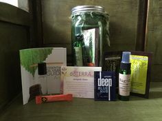 FREE doTERRA Deluxe mason jar sampler - with any new wholesale membership and a 100PV order placed by May 15, 2016!    Already have a membership?  Host a class with me and this will be just one of your awesome hostess gifts :)